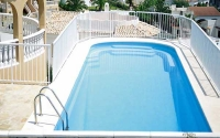 Piscine polyester classique Hérault - 34 - Relax 1025