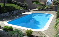 Piscine polyester classique Hérault - 34 - Relax 750