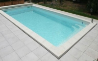 Piscine polyester classique Hérault - 34 - Anaa - Overflot